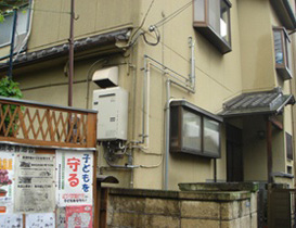 大阪の植木手入れ作業後