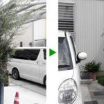 オリーブの木 剪定 大阪府堺市堺区