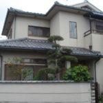 奈良市植木剪定作業後1