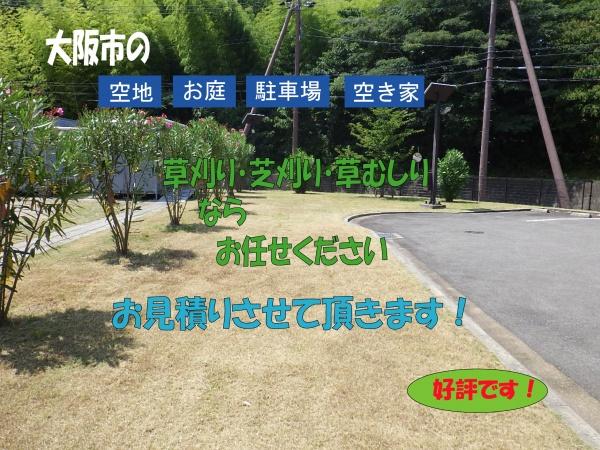 大阪市草刈りtop
