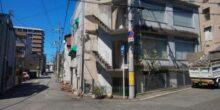 大阪市此花区の不動産会社で、剪定・伐採を行った事例 作業後